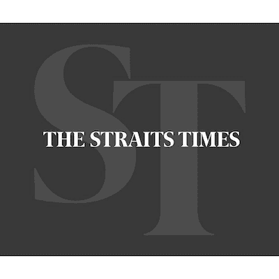 The Straits Times - Grey